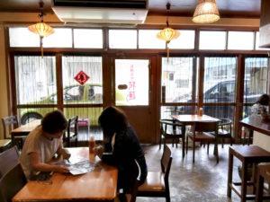 宜野湾市普天間の台湾料理屋花蓮KARENの内装2