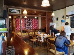 宜野湾市普天間の台湾料理屋花蓮KARENの内装