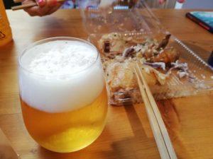ブエノチキン ビール