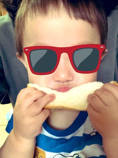 央製パン堂の国産小麦食パンは子供が大好きに。