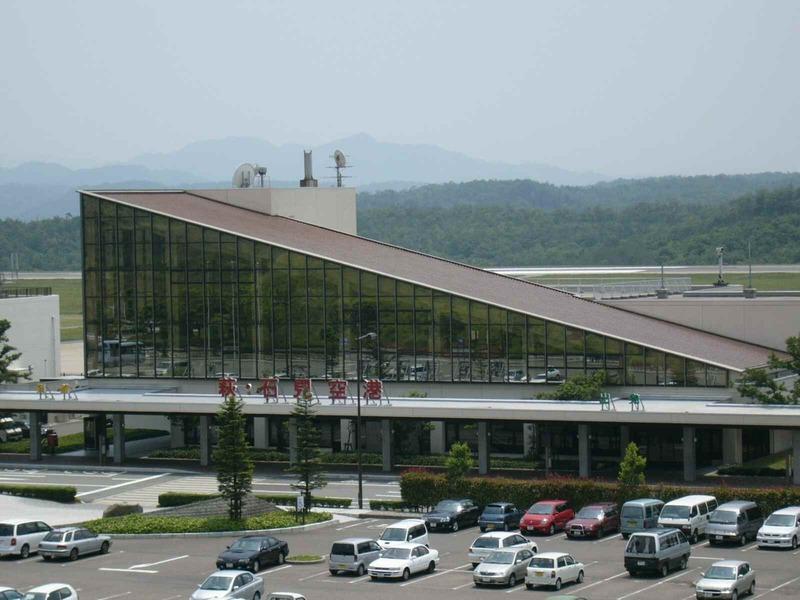 萩石見空港